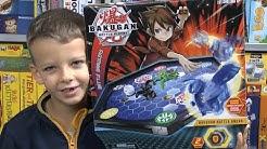 Bakugan (Spin Master) - kleine Kugeln in einer Arena - Der Hype hat auch uns erreicht!