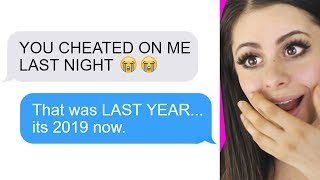 Funniest New Years Texts ! NYE 2019