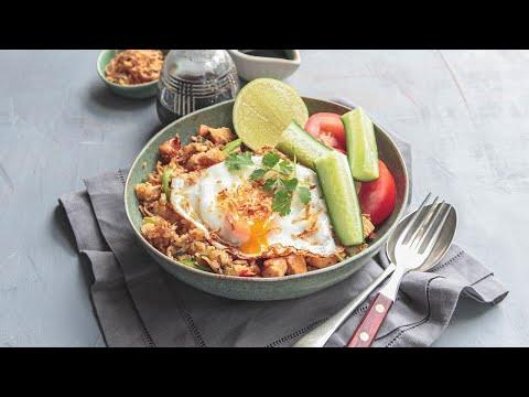 Nasi Goreng Recipe Goodman Fielder Food Service Youtube