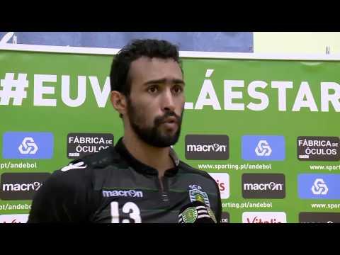 Andebol :: 04J :: Sporting - 35 x Passos Manuel - 25 de 2015/2016