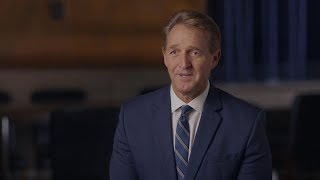 Former Sen. Jeff Flake on His Kavanaugh Vote