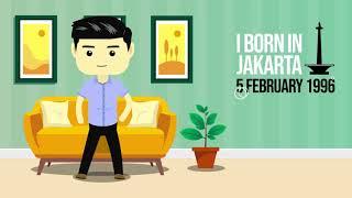 #CVanimation CV animation Indonesien bis 2018