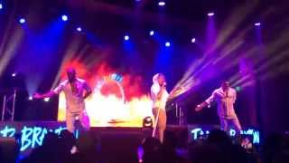 """Tamar Braxton - """"She Did That,"""" """"The One,"""" and """"Tip Toe."""""""