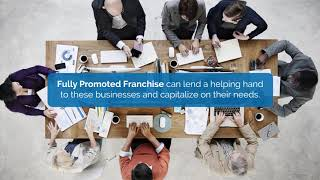 Organize Business Events and Expand Your Customer Base | Fully Promoted Franchise