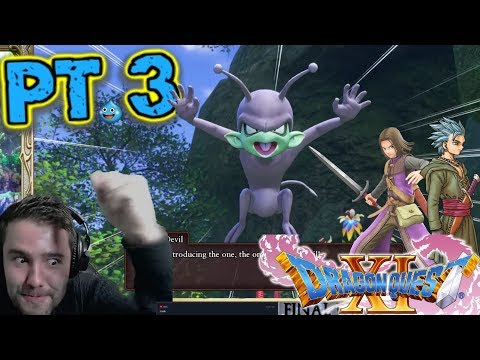 Time travel is a tricky devil! - FFP Plays Dragon Quest XI | PC Playthrough | Part 3
