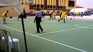 Team LAGOS vs KWARA (Nigerian Sports Festival, Lagos) Part 2