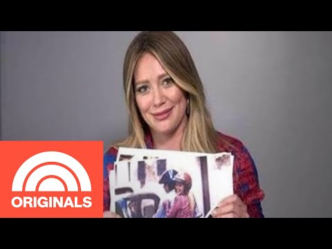 Hilary Duff Relives Shooting 'The Lizzie McGuire Movie' And The Unforgettable Bra Episode!  TODAY