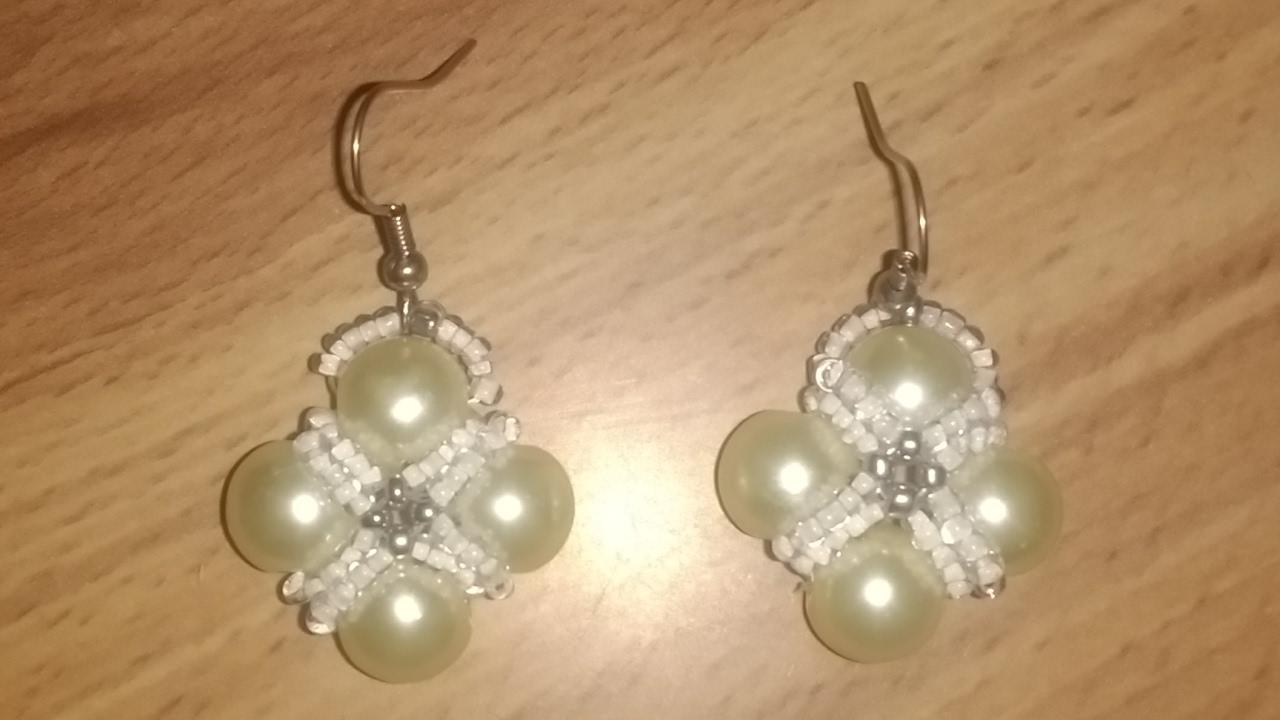 Aretes de perlas paso a paso youtube for Construccion de piletas paso a paso