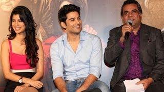 Table No.21 Movie First Look - Rajeev Khandelwal, Paresh Rawal & Tena Desae - Uncut