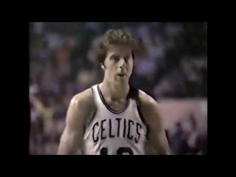 Dave Cowens (26/19/4) 1976 NBA Finals Game 5 Highlights