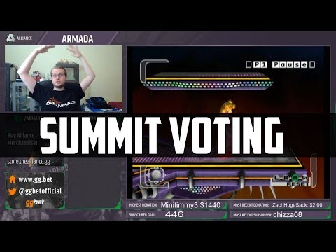 Thoughts on Smash Summit Voting