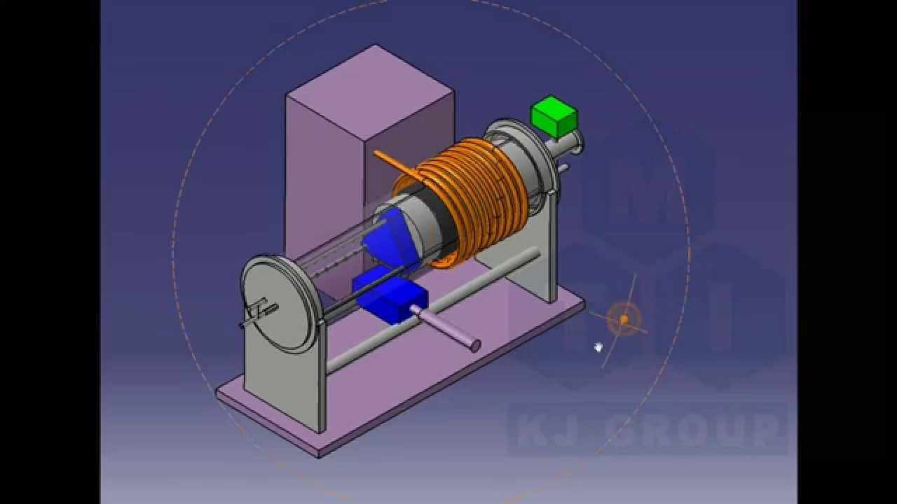 Induction       Heater      Melter    diagram    of MTI PRODUCT  YouTube