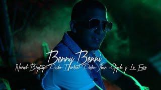 Смотреть клип Benny Benni Ft. Brytiago, Noriel, Darkiel, Pusho Y Más - El Gatito De Mi Ex
