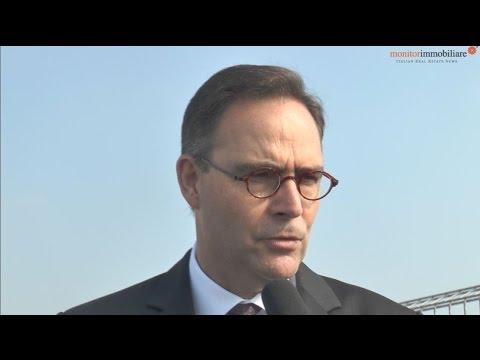Allianz prepara il trasloco nella torre Isozaki: intervista a Klaus-Peter Roehler