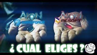 ¿ AION NCSOFT o AION GAMEFORGE ? || Killersamus Games