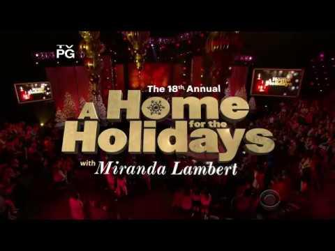 Miranda Lambert A Home for the Holidays 2016