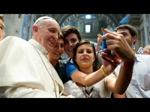 Pope Francis Makes Cold Calls to the People