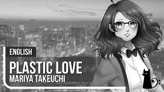 """Plastic Love"" by Mariya Takeuchi - ENGLISH COVER by Lizz Robinett feat. L-Train"