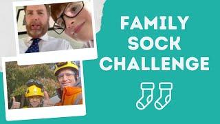 Family Sock Challenge