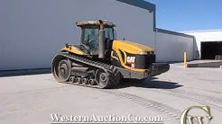 Caterpillar MT865 Tractor | Oregon Farm Equipment Auction