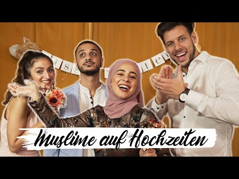 10 Arten von Muslimischen Hochzeitsgästen | Wenn Muslime Heiraten #2