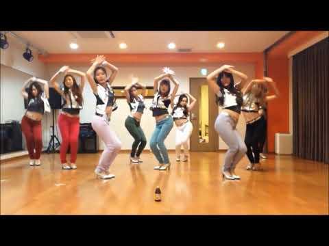 【Girls' Generation】GALAXY SUPERNOVA copy by GO$$IP
