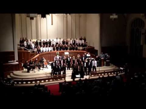 I Will Rise, Cornerstone Family Schools Choir, Dorothy Iliff, Director