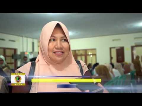 BKPP Kota Gorontalo Mengesahkan Kartu Ujian CPNS