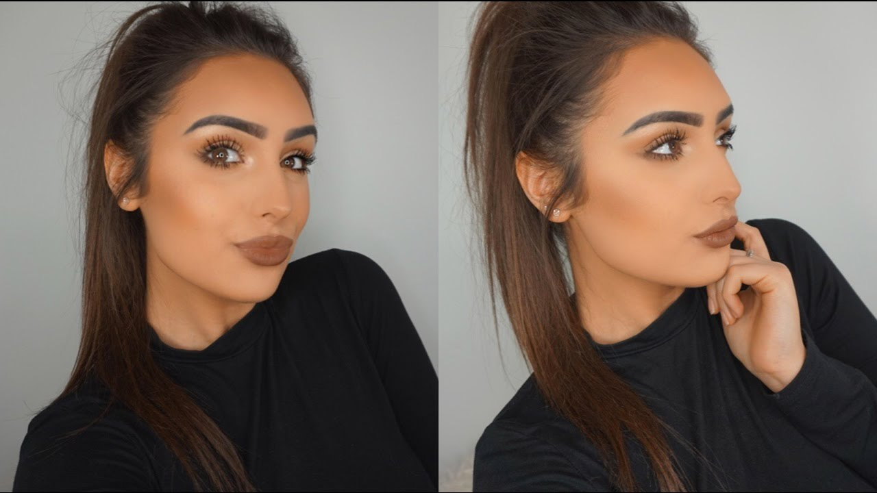Simple Everyday Makeup Routine 2017