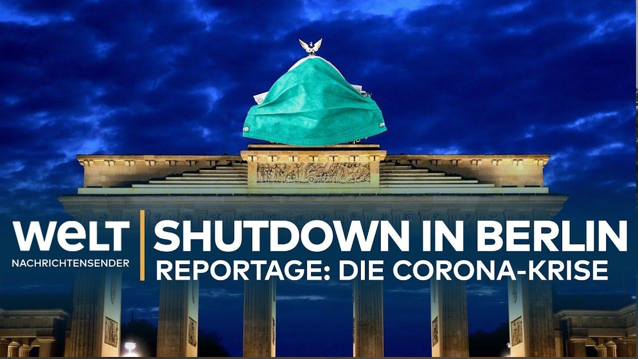 Deutschland Shutdown Corona