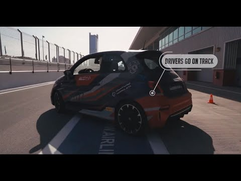 """New World"" Track Days at Dubai Autodrome"