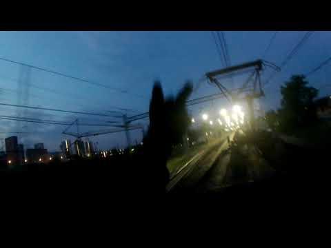 Зацеп экспресс Эрки | Апрелевка-Переделкино без остановок | 120Km/h | 8 станций мимо