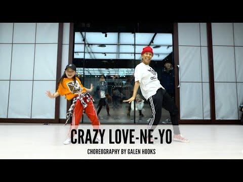Ne-Yo - Crazy Love || Galen Hooks Choreography