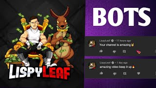 Lispyleaf - The Fortnite Bots Channel (FAKE)