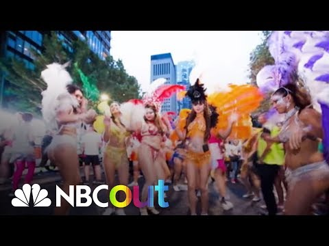 Gay Pride Celebrated Across The Globe | NBC Out | NBC News