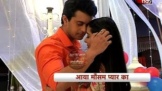 Romance of Piyush and Roshni in Sasural Simar Ka