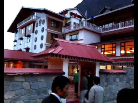 yarlam hotel in lachung sikkim india youtube rh youtube com