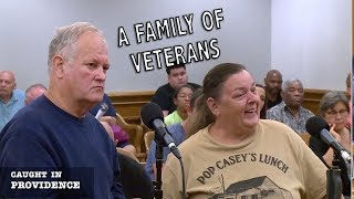 A Family of Veterans, Hurricane High Gravity, and Help Yourself