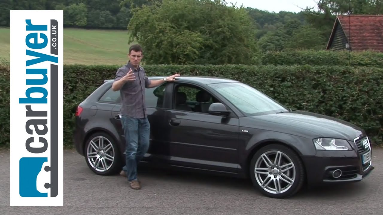 Audi A Hatchback Sportback Review CarBuyer YouTube - Audi a3 hatchback