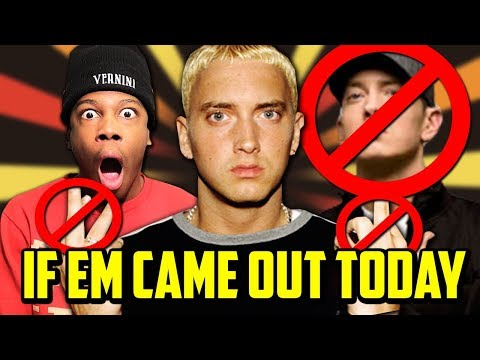 If Eminem Came Out Today