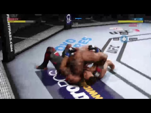 UFC3 - TITLE FIGHT