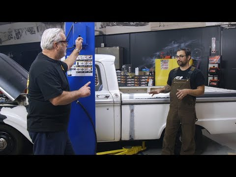 Body Flex— Hot Rod Garage Preview Episode 74