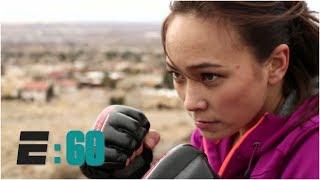 Michelle Waterson: Cage Mom [FULL] | E:60 | ESPN MMA
