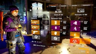 THE DIVISION - LEVEL 30 DARK ZONE GAMEPLAY! EASY YELLOWS! (The Division)