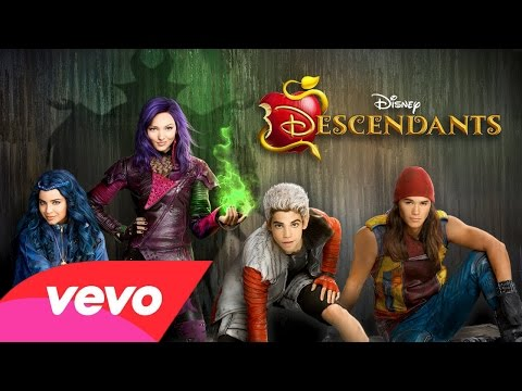 1 - Rotten To The Core - Descendantrs Cast ( Audio Only / From