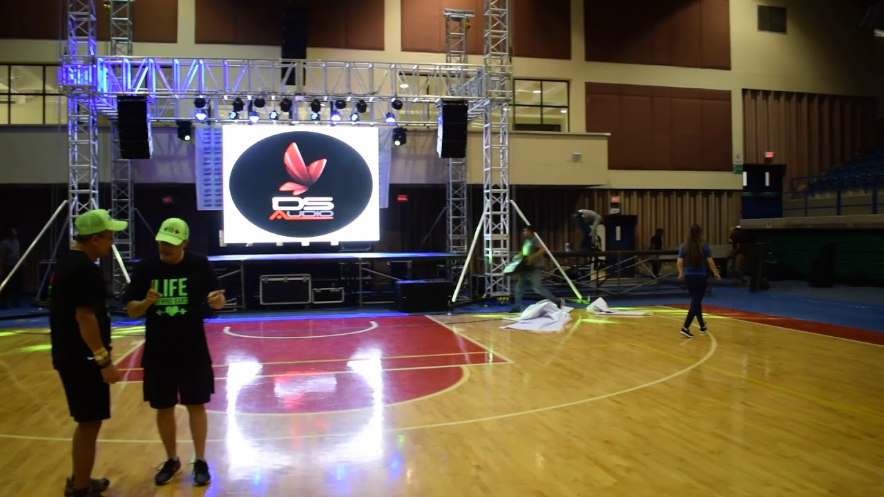 FITNESS CARIBE TOURNAMENT LOCATION