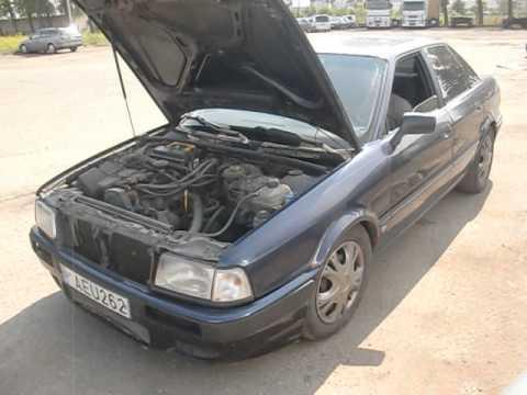 Audi 80 B4 1993 2.0i Nr 5.5 - YouTube