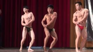 2014全國中等學校健美錦標賽亞軍 - 台東體中 龍任洪祥 thumbnail