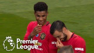 Marcus Rashford's penalty puts Man United 2-1 ahead v. Bournemouth   Premier League   NBC Sports