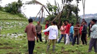 Proses Pengukuran Tanah Warga Desa Sarwodadi